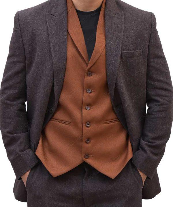 Eddie Redmayne 3 Suit