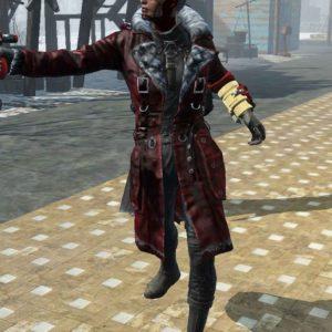 Fallout 4 Nuka Raider Coat