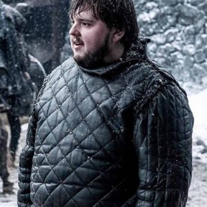 Game of Thrones Season 8 Samwell Tarly Coat