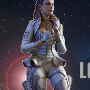 Apex Legends Season 05 Loba Jacket