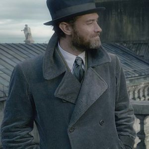 Albus Dumbledore Corduroy Coat