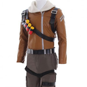 Fortnite Raptor Jacket