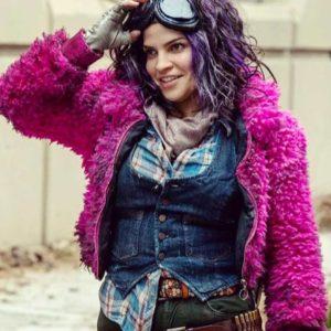 The Walking Dead Season 10 Juanita Sanchez Jacket