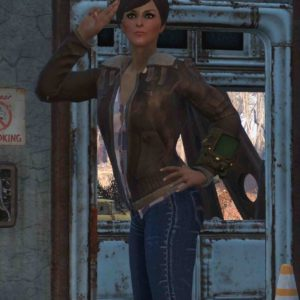 Fallout 76 Tracer Jacket