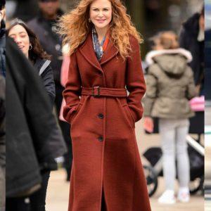 Grace Sachs The Undoing Coat