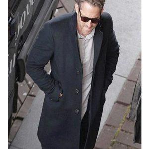 The Hitman's Bodyguard Coat