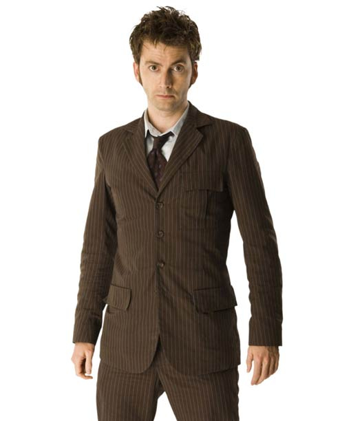 10th Doctor Who Suit