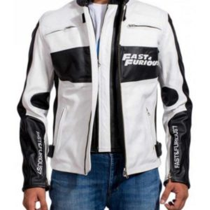 Dominic Toretto Cafe Racer Jacket