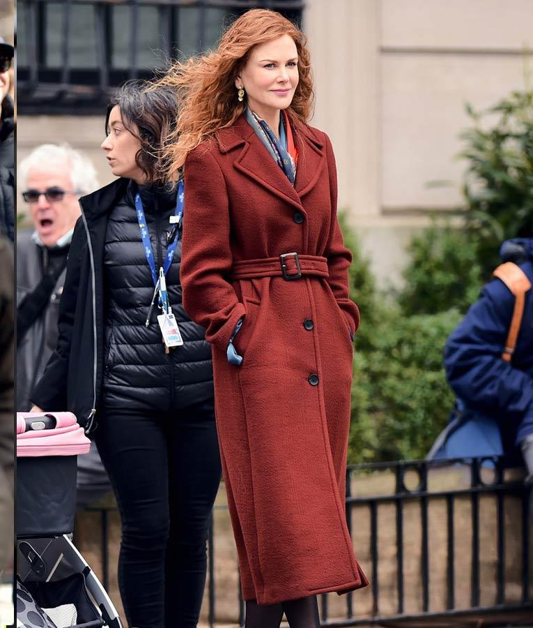 Grace Sachs The Undoing Coat | Nicole Kidman - Mjackets