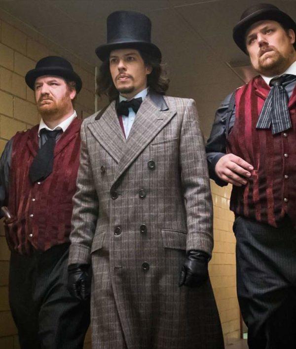 Gotham Benedict Samuel Trench Coat
