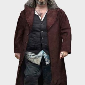 Detroit Become Human Hank Anderson Coat