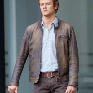 Angus MacGyver Leather Jacket