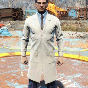 Vault Tec Lab Coat