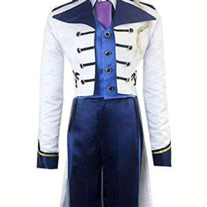 Frozen 2 Prince Hans Coat