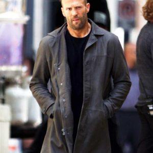 Jason Statham Deckard Coat