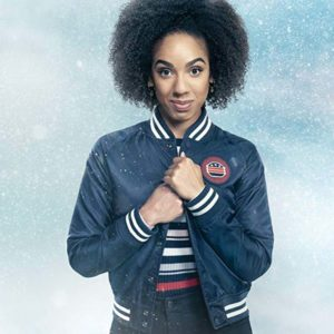 Doctor Who Twice Upon A Time Jacket