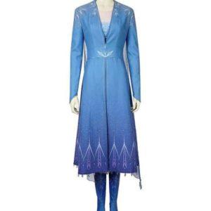 Frozen 2 Elsa Coat