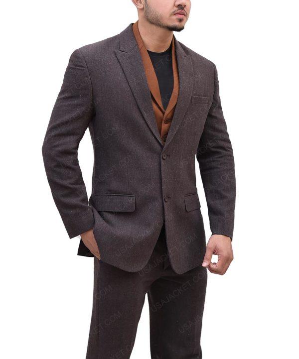 Eddie Redmayne 3 Piece Suit