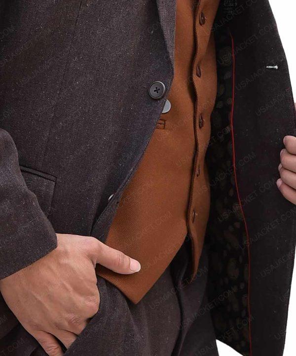 Newt Scamander Suit