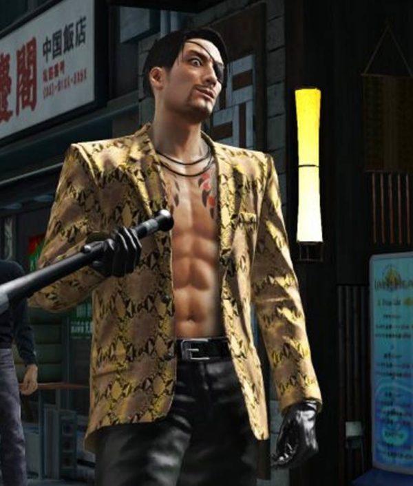 Goro Majima Jacket