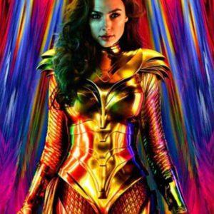 Wonder Woman 1984 Vest