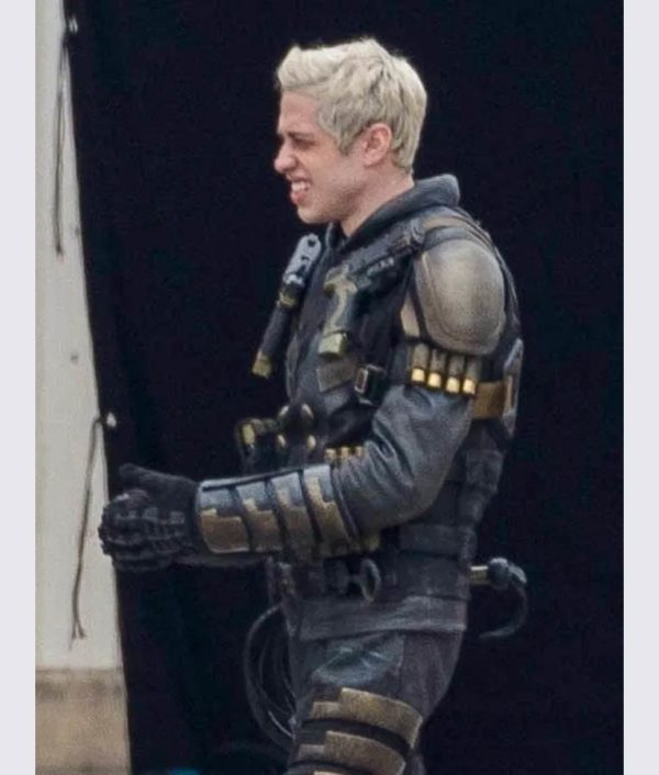 The Suicide Squad 2 Javelin Jacket