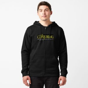 The Conjuring: The Devil Made Me Do It Hoodie