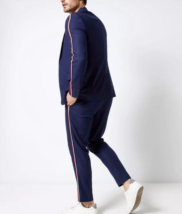 Side Stripe Suit