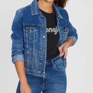 Monica Dutton Denim Jacket