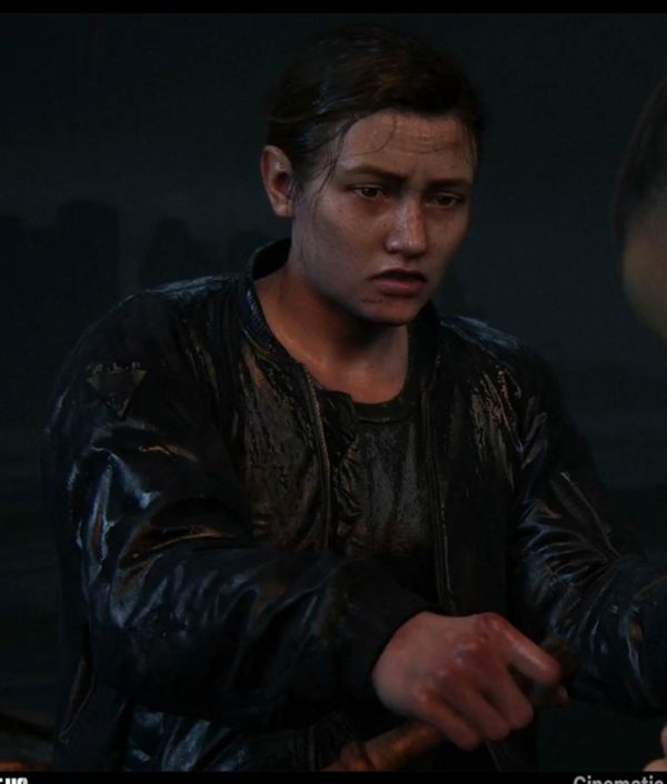 The Last Of Us Part II Abby Jacket