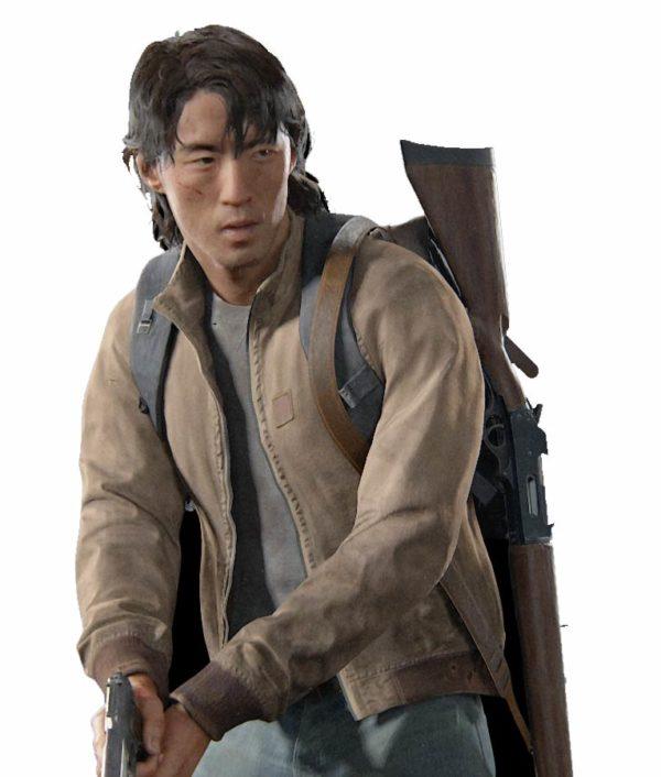The Last Of Us Part II Jesse Bomber Jacket