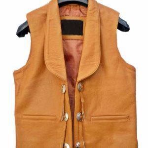 Lorne Greene Vest