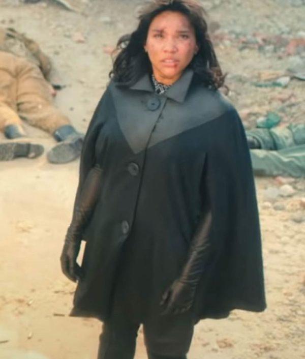 Allison Hargreeves Black Jacket