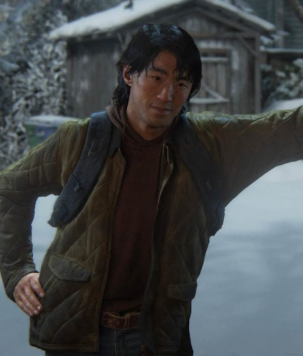 The Last Of Us Part II Jesse Jacket