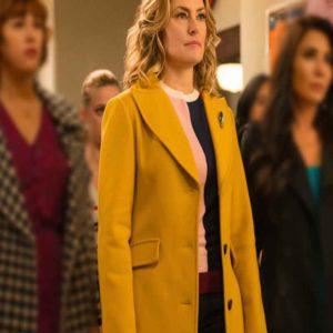 Alice Cooper Yellow Coat