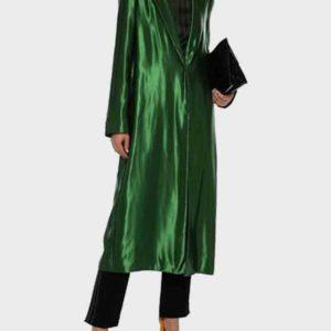 Killing Eve Season 2 Villanelle Green Coat