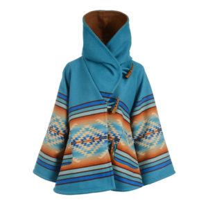 Beth Dutton Blue Coat
