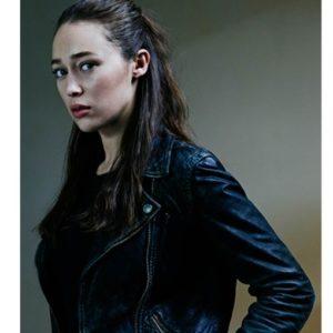 Fear the Walking Dead Alycia Debnam Carey Jacket