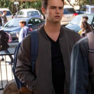 13 Reasons Why S04 Justin Foley Jacket