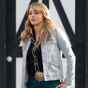 Yellowstone S03 Nicole Duke Jacket
