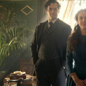 Enola Holmes Henry Cavill Suit