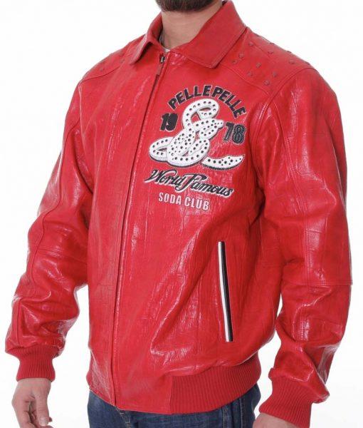 Pelle Pelle Soda Club Leather Jacket