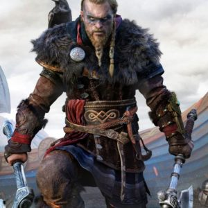 Assassin's Creed Valhalla Eivor Fur Coat