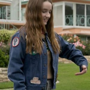 Amy Booksmart Denim Jacket