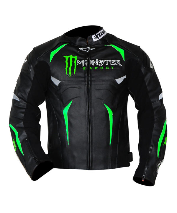 Alpinestars Hellhound Monster Energy Jacket