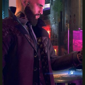 Watch Dogs 3 Legion Leather Coat