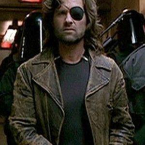 Escape From New York Snake Plissken Leather Jacket