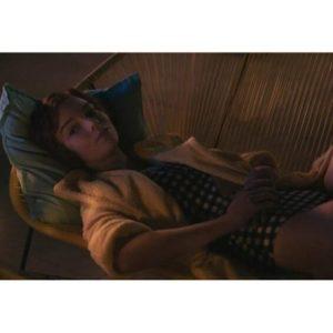 The Queen's Gambit Anya Taylor-Joy Sherpa Jacket
