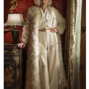 Ratched Lenore Osgood White Coat