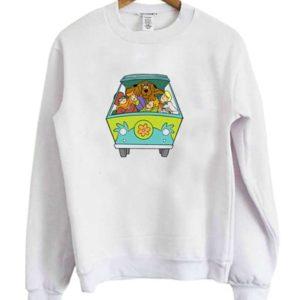 Scooby-Doo Mystery Machine Sweatshirt